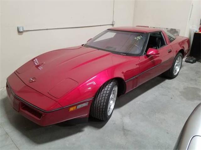1990 Chevrolet Corvette (CC-1126372) for sale in Cadillac, Michigan