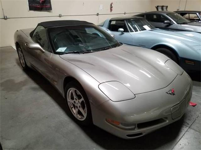 2000 Chevrolet Corvette (CC-1126373) for sale in Cadillac, Michigan