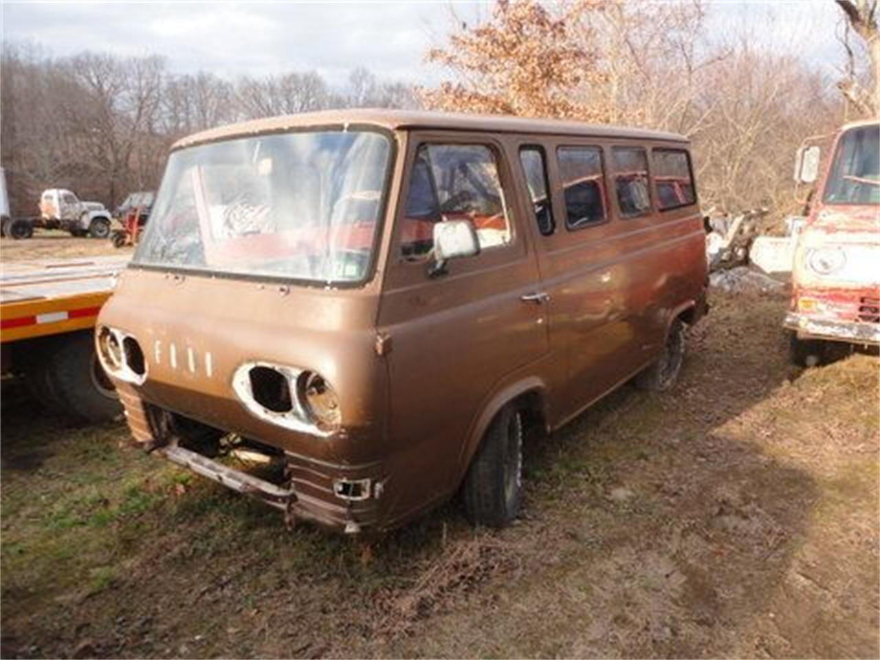 1966 Ford Econoline (CC-1126376) for sale in Cadillac, Michigan