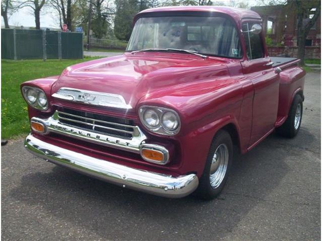 1959 Chevrolet Pickup