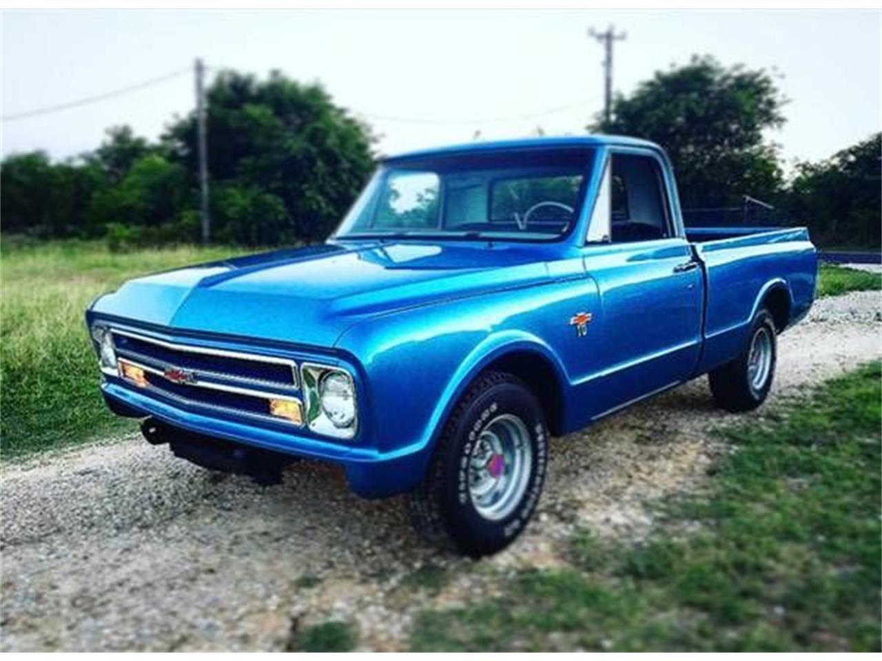 1967 Chevrolet C10 (CC-1126382) for sale in Cadillac, Michigan