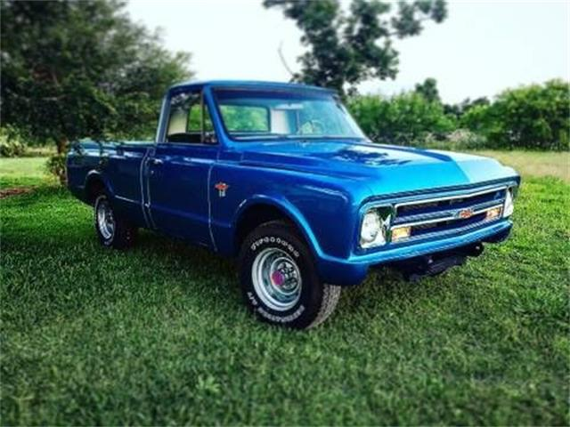 1967 Chevrolet C10 (CC-1126382) for sale in Cadillac, Michigan