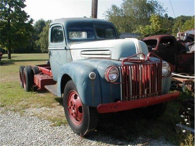 1943 Ford Pickup (CC-1126400) for sale in Cadillac, Michigan