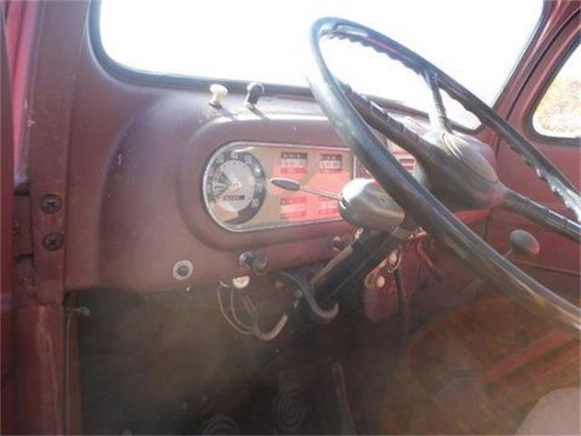 1949 Ford F5 (CC-1126405) for sale in Cadillac, Michigan