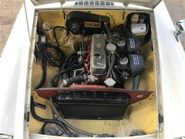 1966 MG MGB (CC-1126421) for sale in Cadillac, Michigan