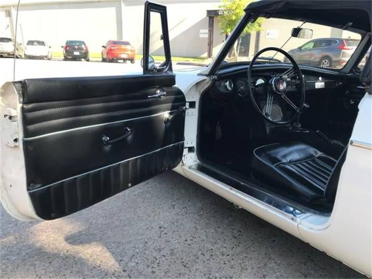 1966 MG MGB (CC-1126421) for sale in Cadillac, Michigan