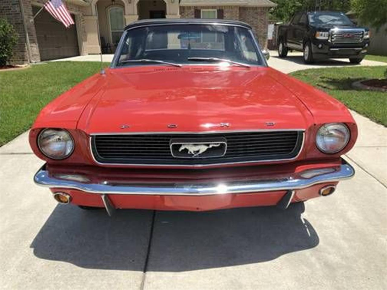 1966 Ford Mustang (CC-1126433) for sale in Cadillac, Michigan
