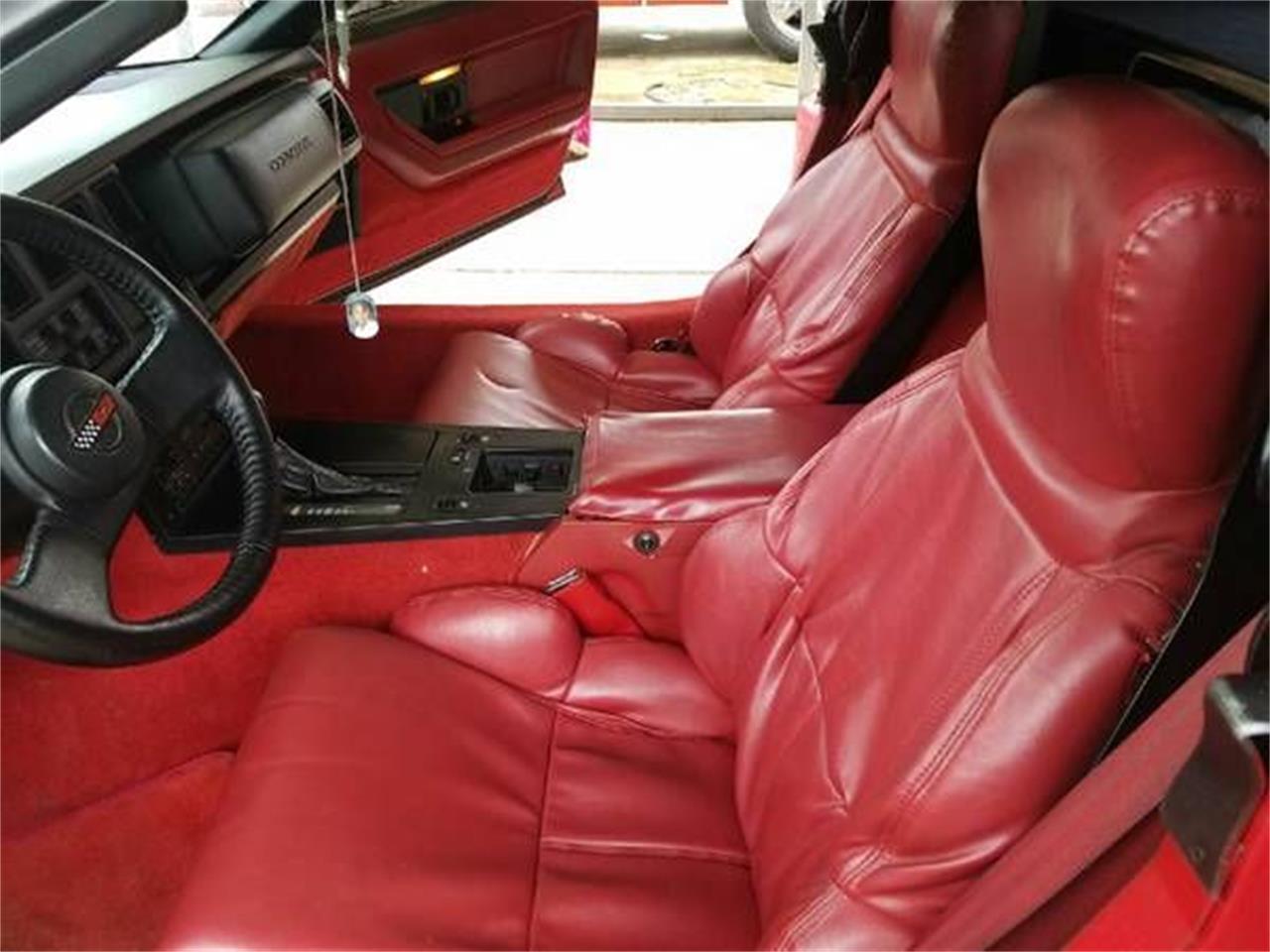 1989 Chevrolet Corvette (CC-1126435) for sale in Cadillac, Michigan