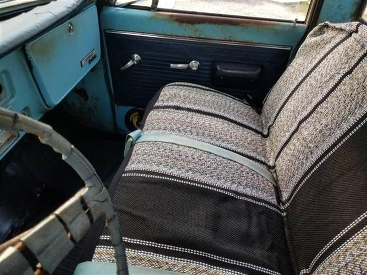 1969 Chevrolet C10 (CC-1126443) for sale in Cadillac, Michigan