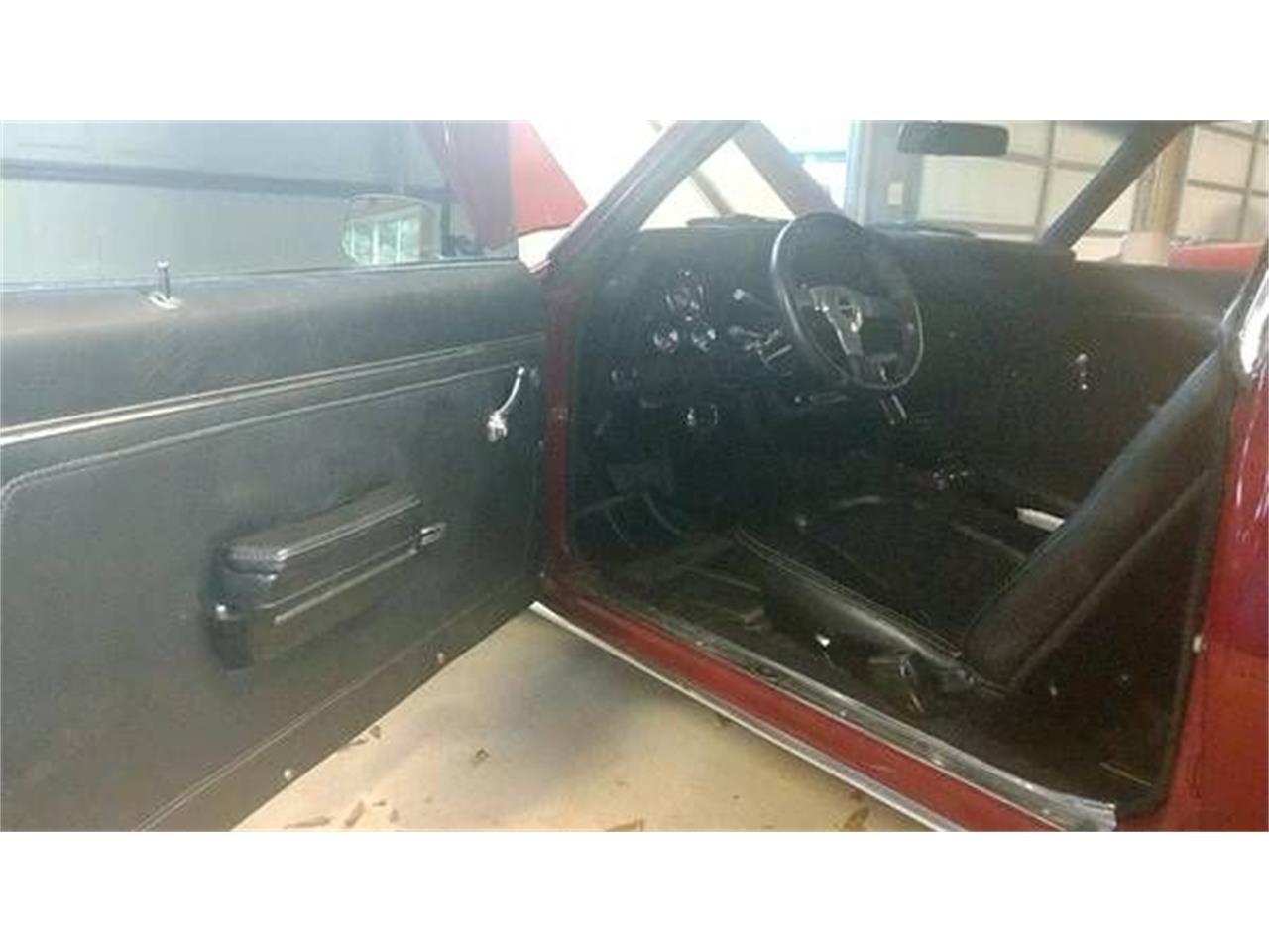 1969 Chevrolet Camaro (CC-1126445) for sale in Cadillac, Michigan