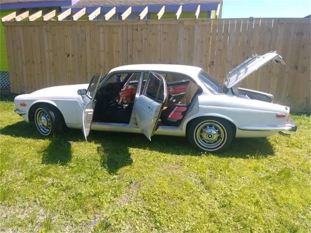 1974 Jaguar XJ6 (CC-1126455) for sale in Cadillac, Michigan