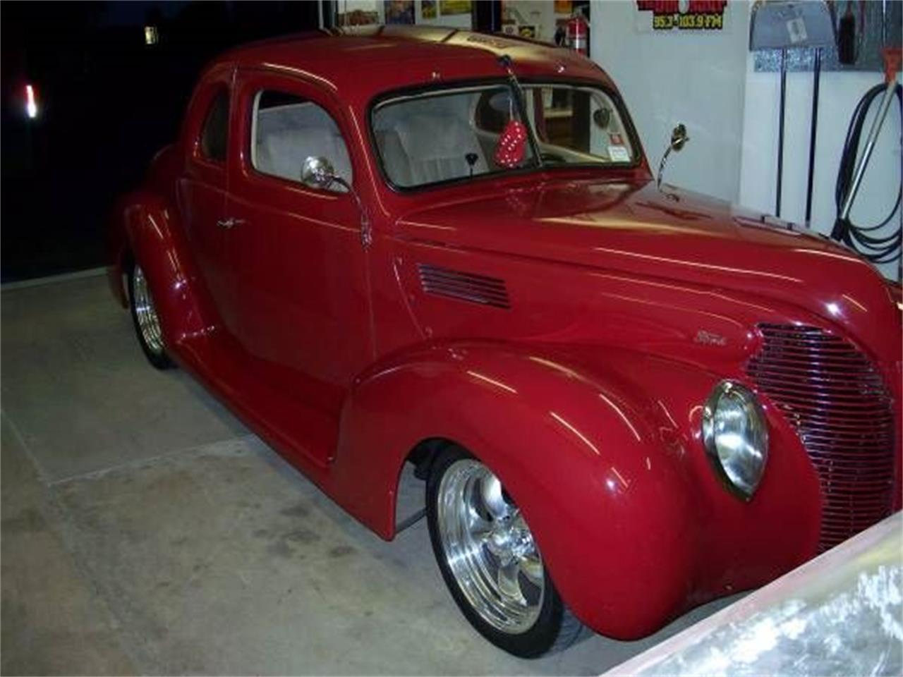 1939 Ford Coupe (CC-1120648) for sale in Cadillac, Michigan