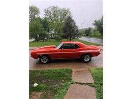 1969 Chevrolet Camaro (CC-1126483) for sale in Cadillac, Michigan