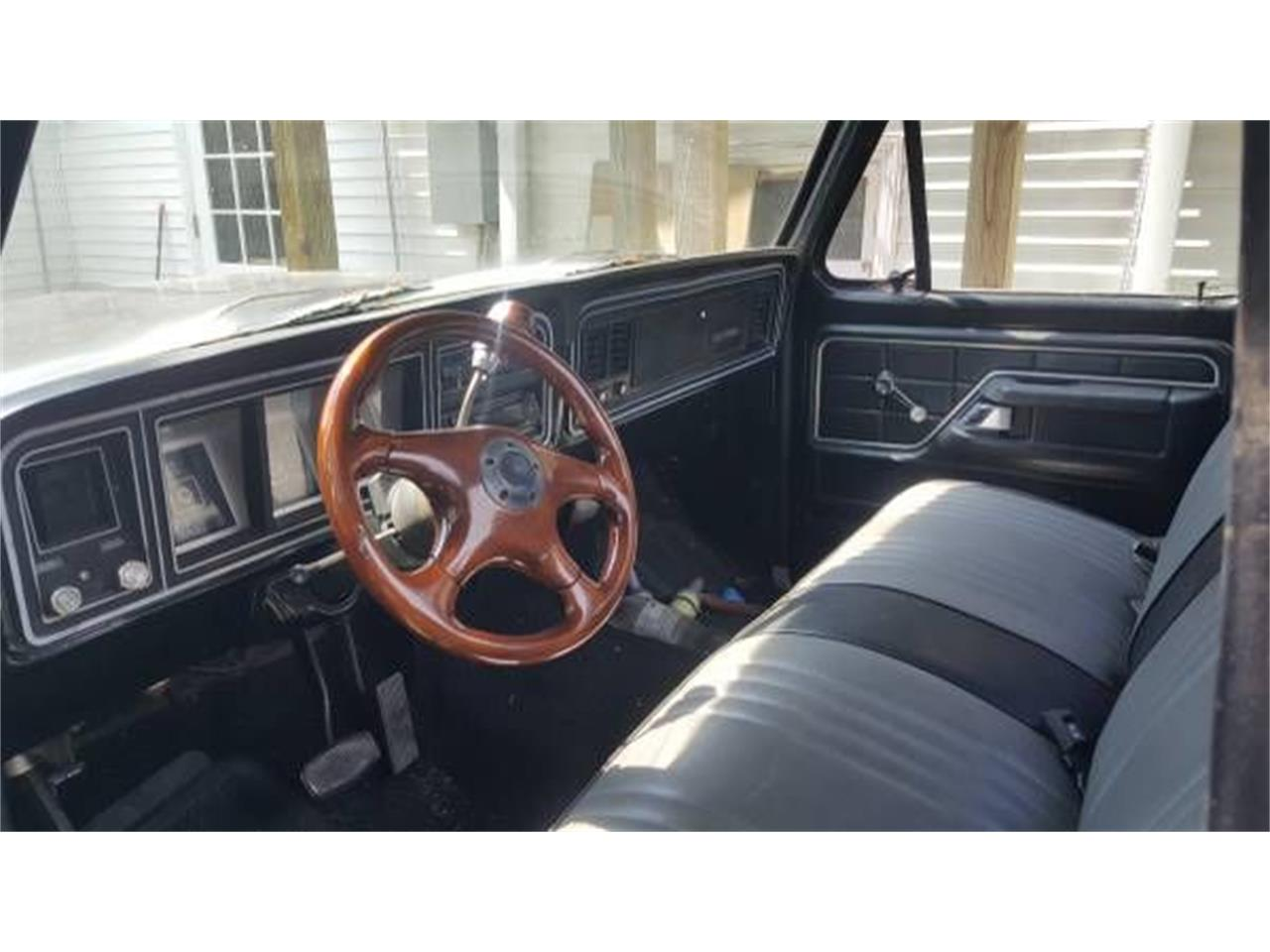1978 Ford F100 (CC-1126487) for sale in Cadillac, Michigan