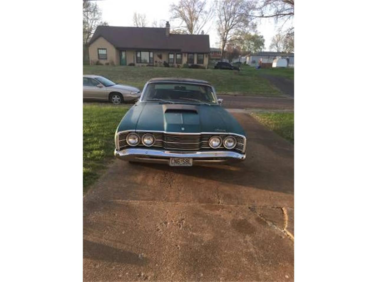 1968 Mercury Montego (CC-1126494) for sale in Cadillac, Michigan