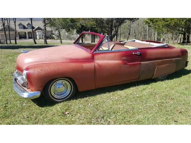 1951 Mercury Convertible (CC-1126495) for sale in Cadillac, Michigan