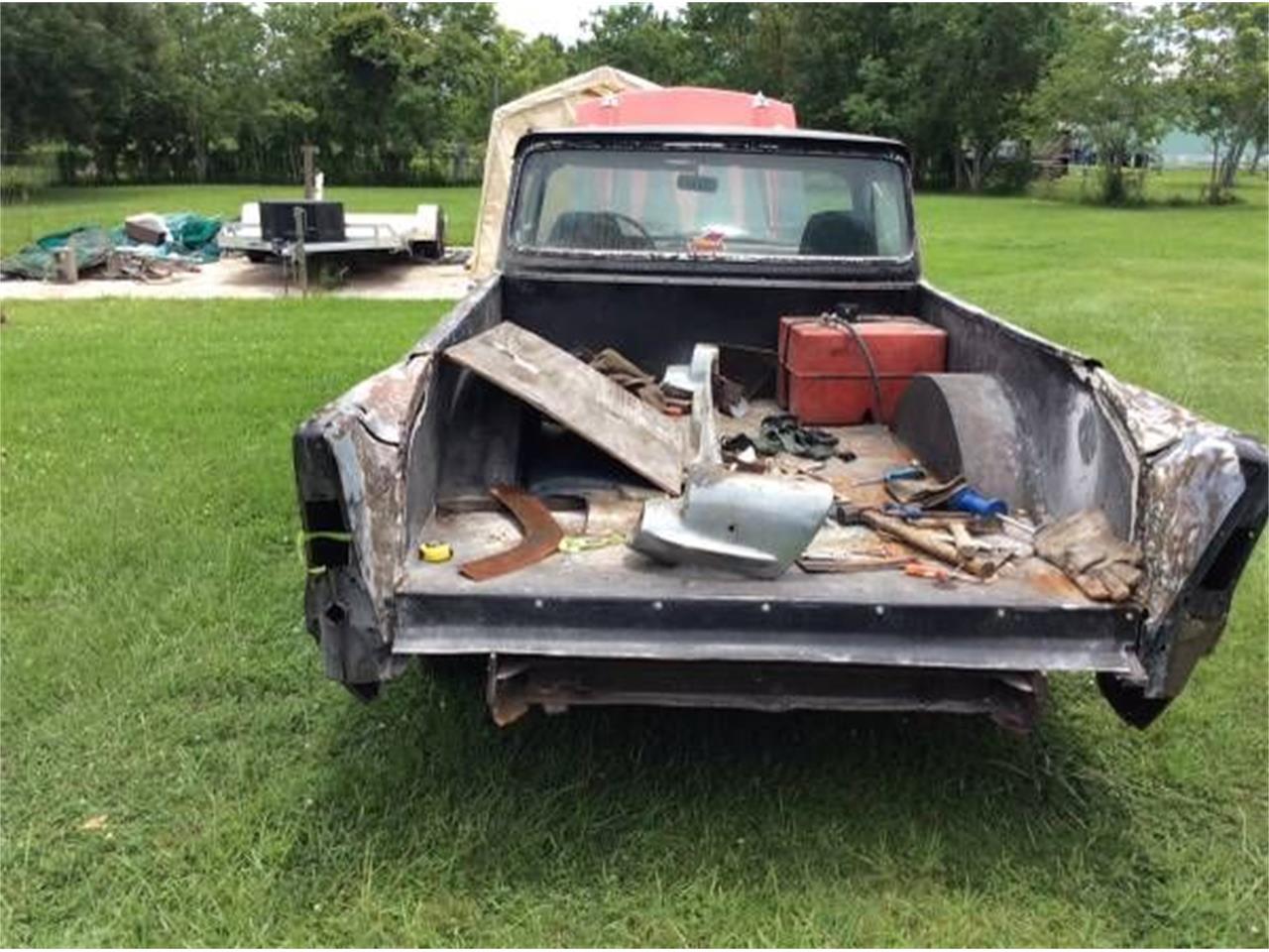 1957 Chevrolet El Camino (CC-1126506) for sale in Cadillac, Michigan