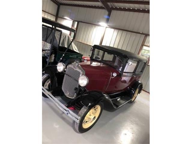 1931 Ford Tudor (CC-1126530) for sale in Cadillac, Michigan