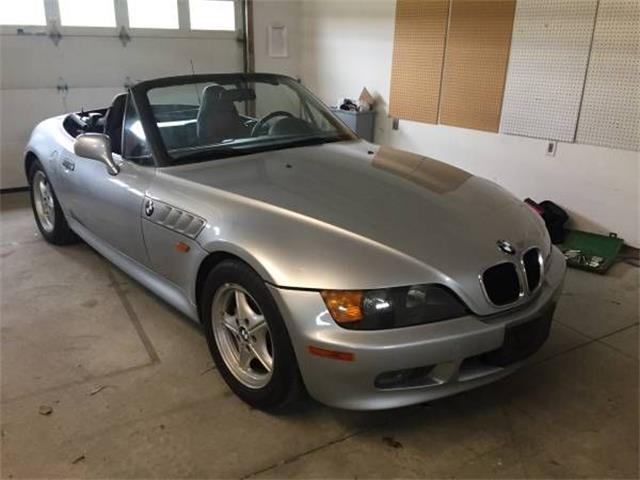 1996 BMW Z3 (CC-1126551) for sale in Cadillac, Michigan
