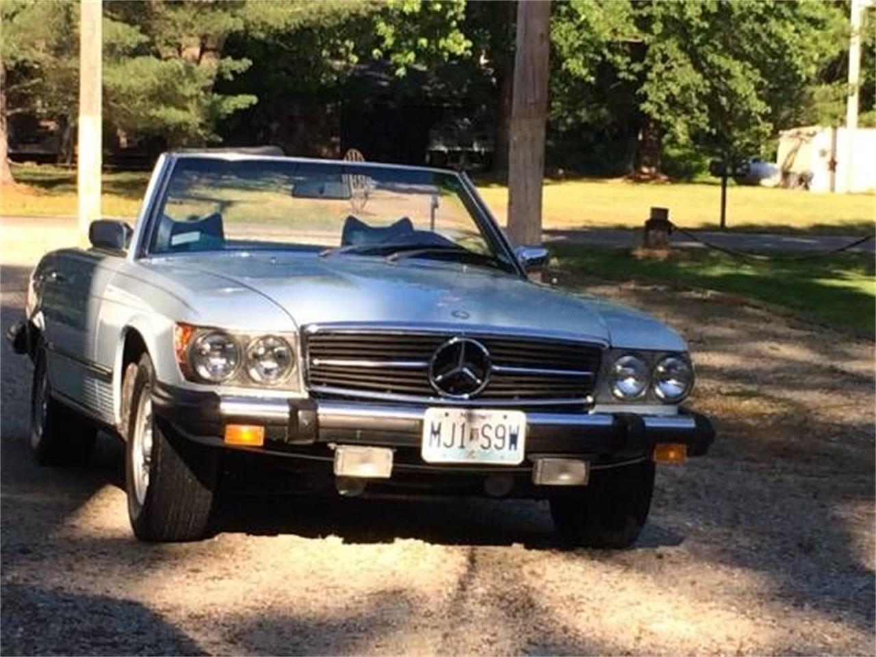 1974 Mercedes-Benz 450SL (CC-1126552) for sale in Cadillac, Michigan