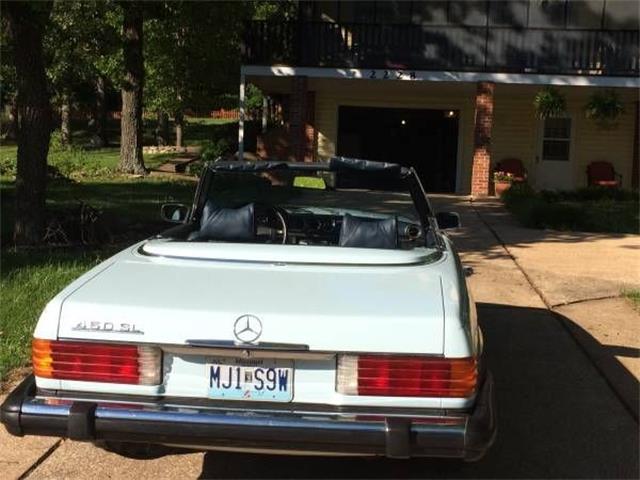 1974 Mercedes-Benz 450SL (CC-1126552) for sale in Cadillac, Michigan