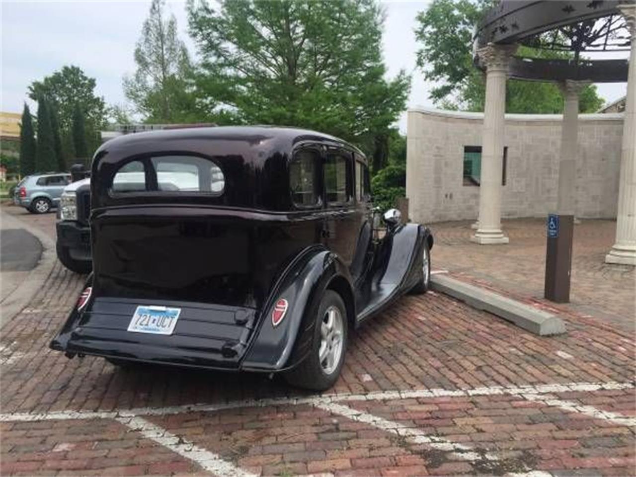 1934 Pontiac Sedan (CC-1126554) for sale in Cadillac, Michigan
