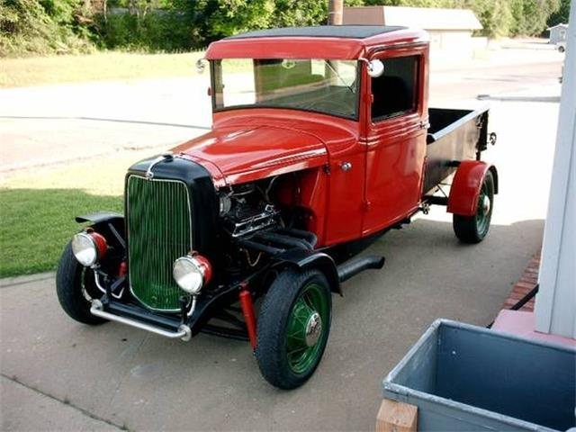 1934 Ford Pickup (CC-1126555) for sale in Cadillac, Michigan