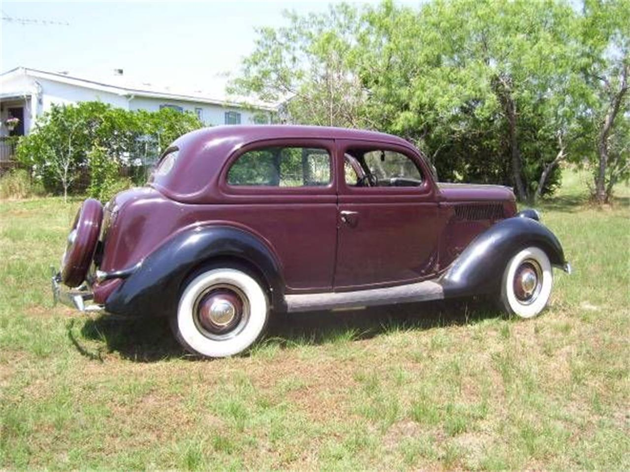 1936 Ford Sedan (CC-1126559) for sale in Cadillac, Michigan