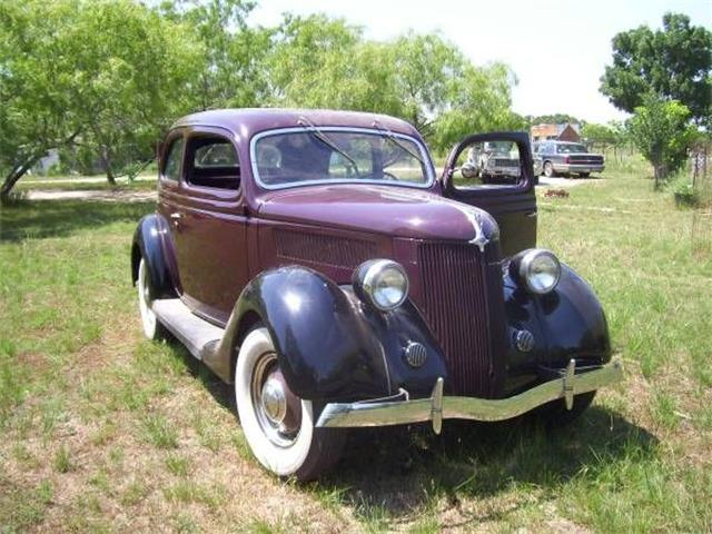1936 Ford Sedan (CC-1126559) for sale in Cadillac, Michigan