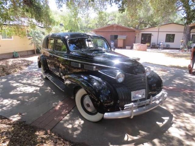 1940 Cadillac Sedan (CC-1126569) for sale in Cadillac, Michigan
