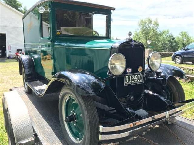 1930 Chevrolet Panel Truck
