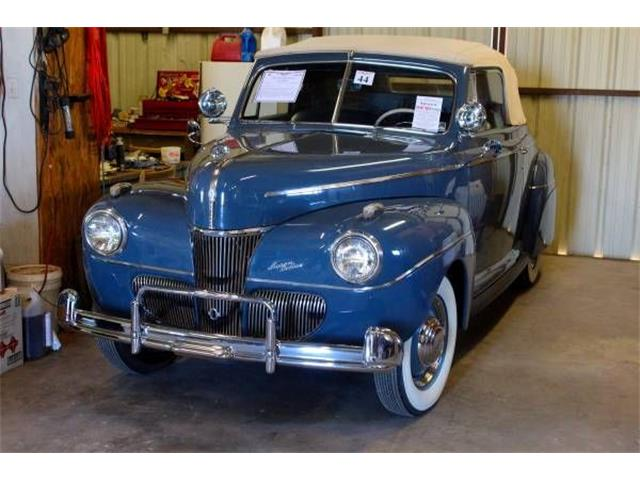 1941 Ford Super Deluxe (CC-1126572) for sale in Cadillac, Michigan