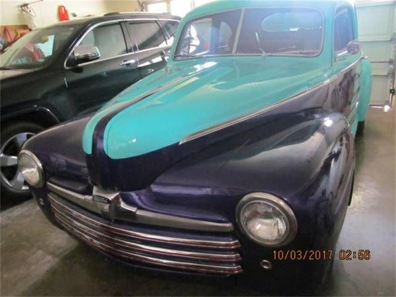 1946 Ford Club Coupe (CC-1126579) for sale in Cadillac, Michigan