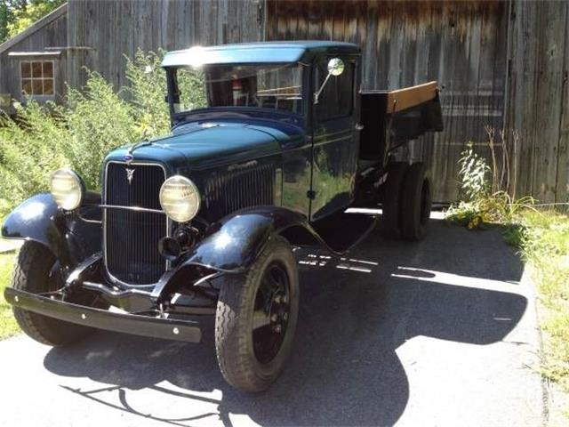 1933 Ford Dump Truck (CC-1120660) for sale in Cadillac, Michigan