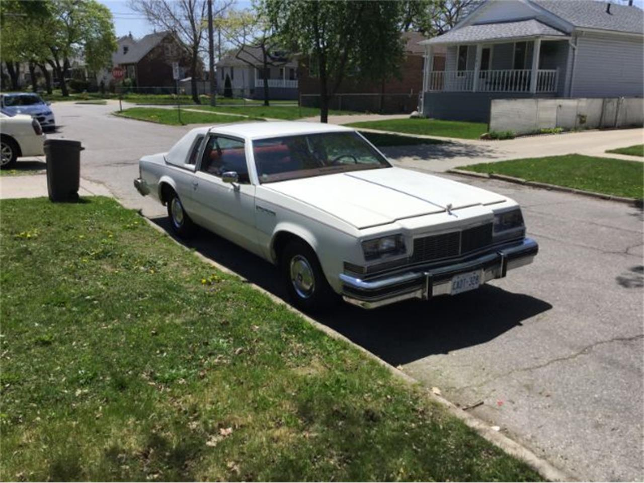1977 Buick LeSabre (CC-1126601) for sale in Cadillac, Michigan