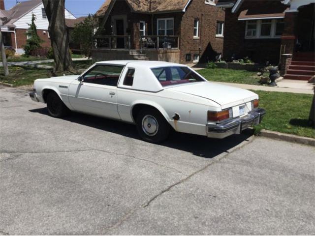 1977 Buick LeSabre (CC-1126601) for sale in Cadillac, Michigan
