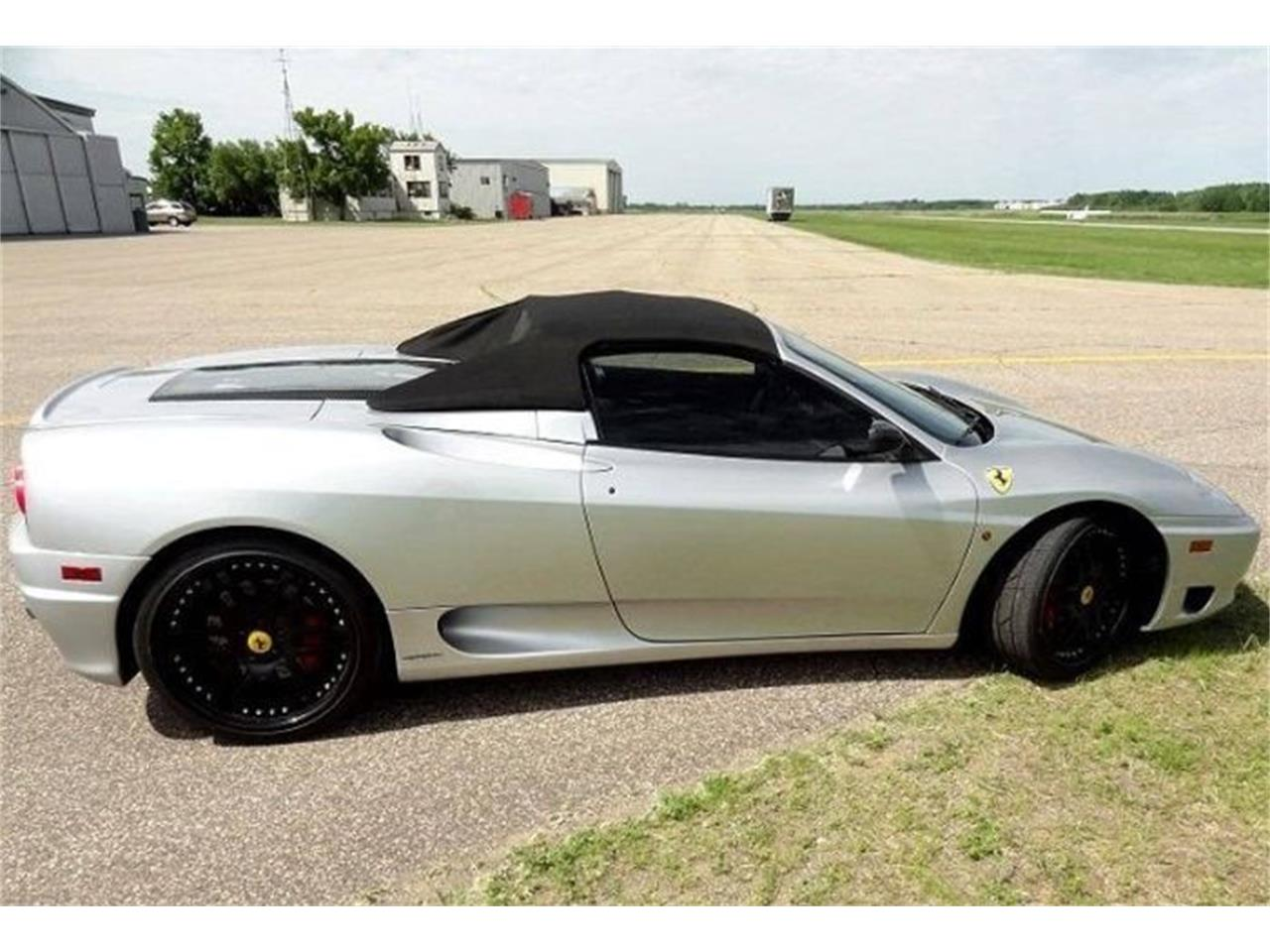 2004 Ferrari 360 Modena (CC-1126603) for sale in Cadillac, Michigan