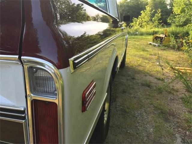 1969 Chevrolet C10 (CC-1120661) for sale in Cadillac, Michigan