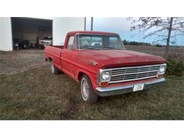 1968 Ford F100 (CC-1126616) for sale in Cadillac, Michigan
