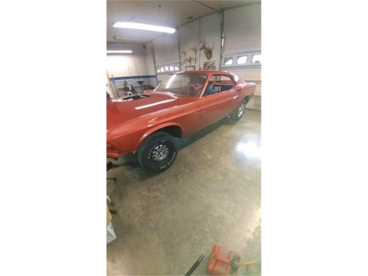 1969 Ford Mustang (CC-1126617) for sale in Cadillac, Michigan