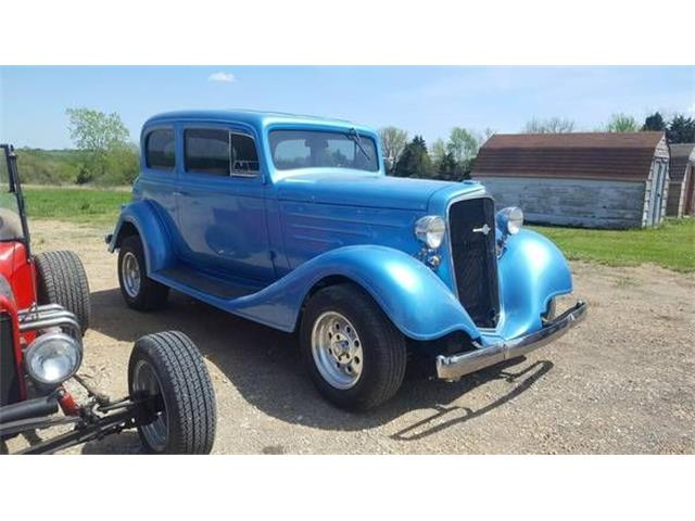 1934 Chevrolet Master (CC-1126620) for sale in Cadillac, Michigan