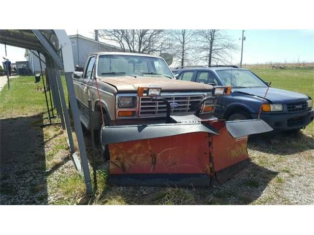 1984 Ford F250 (CC-1126622) for sale in Cadillac, Michigan