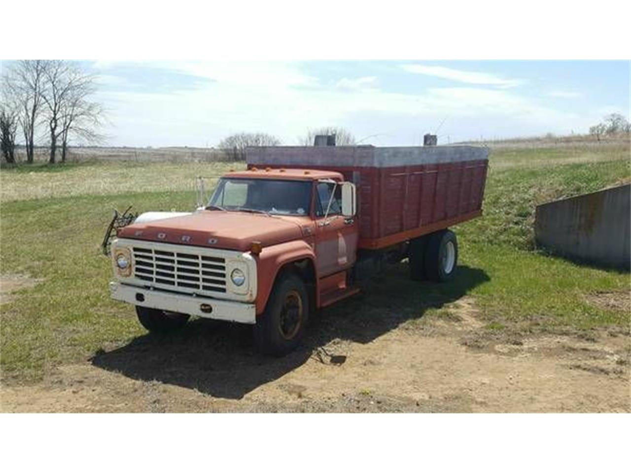 1973 Ford Pickup (CC-1126624) for sale in Cadillac, Michigan