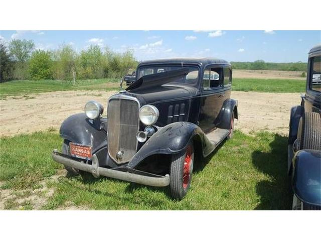 1933 Chevrolet Master (CC-1126625) for sale in Cadillac, Michigan