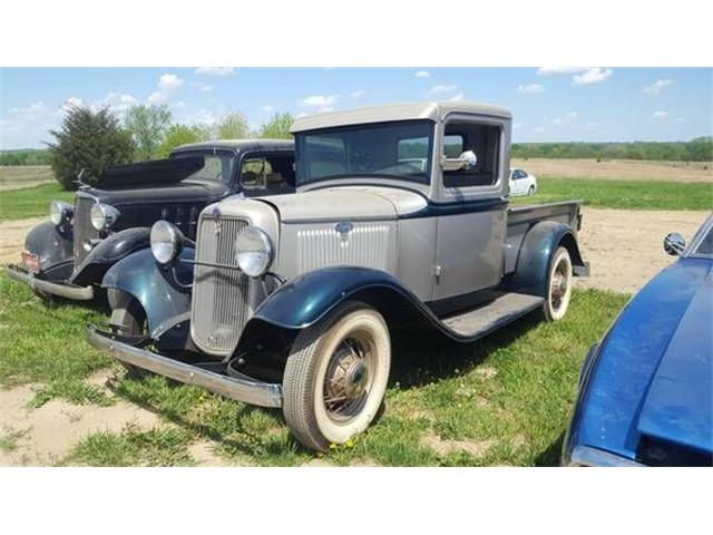 1934 Ford Pickup (CC-1126626) for sale in Cadillac, Michigan