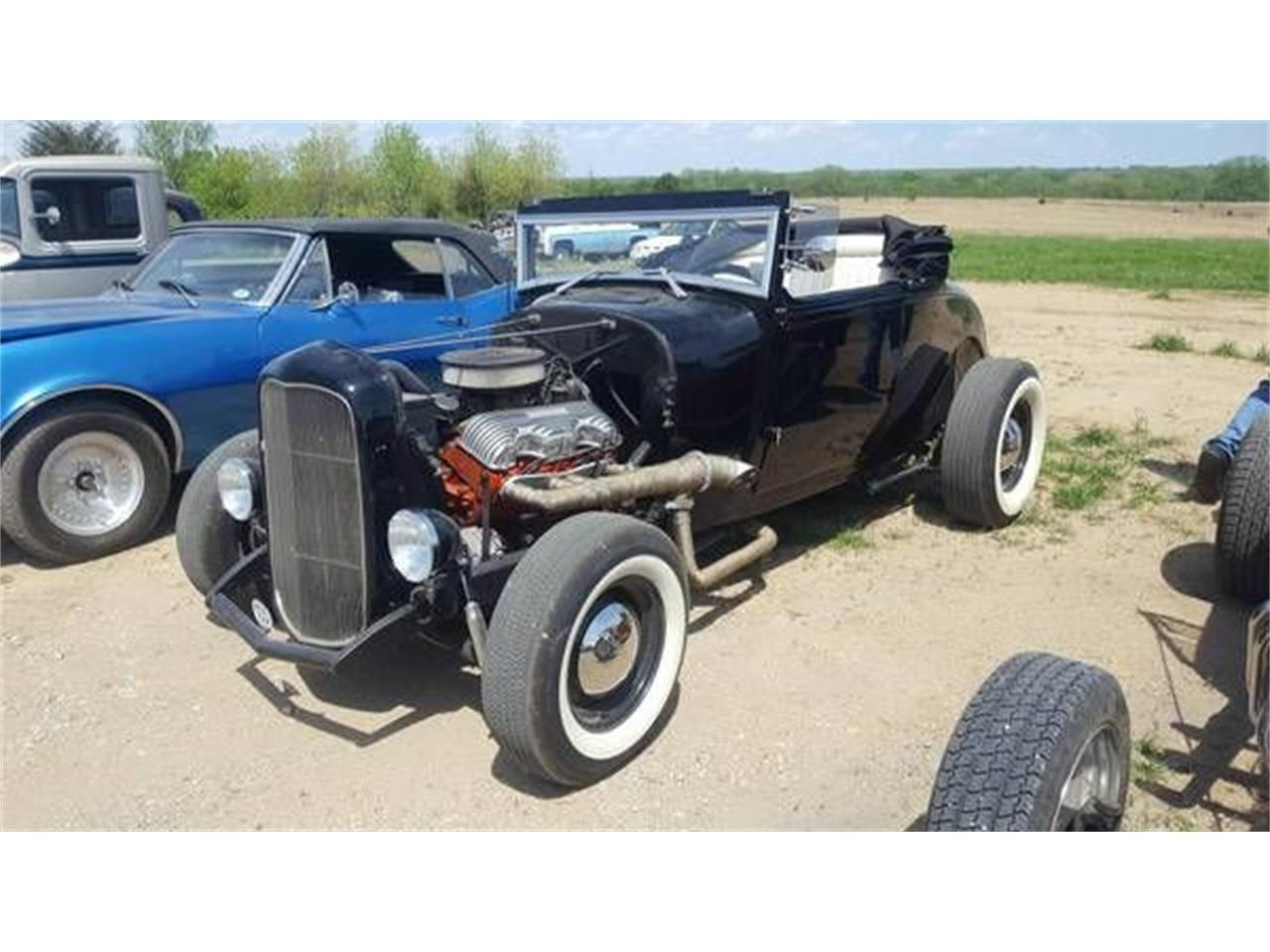 1929 Ford Roadster (CC-1126627) for sale in Cadillac, Michigan