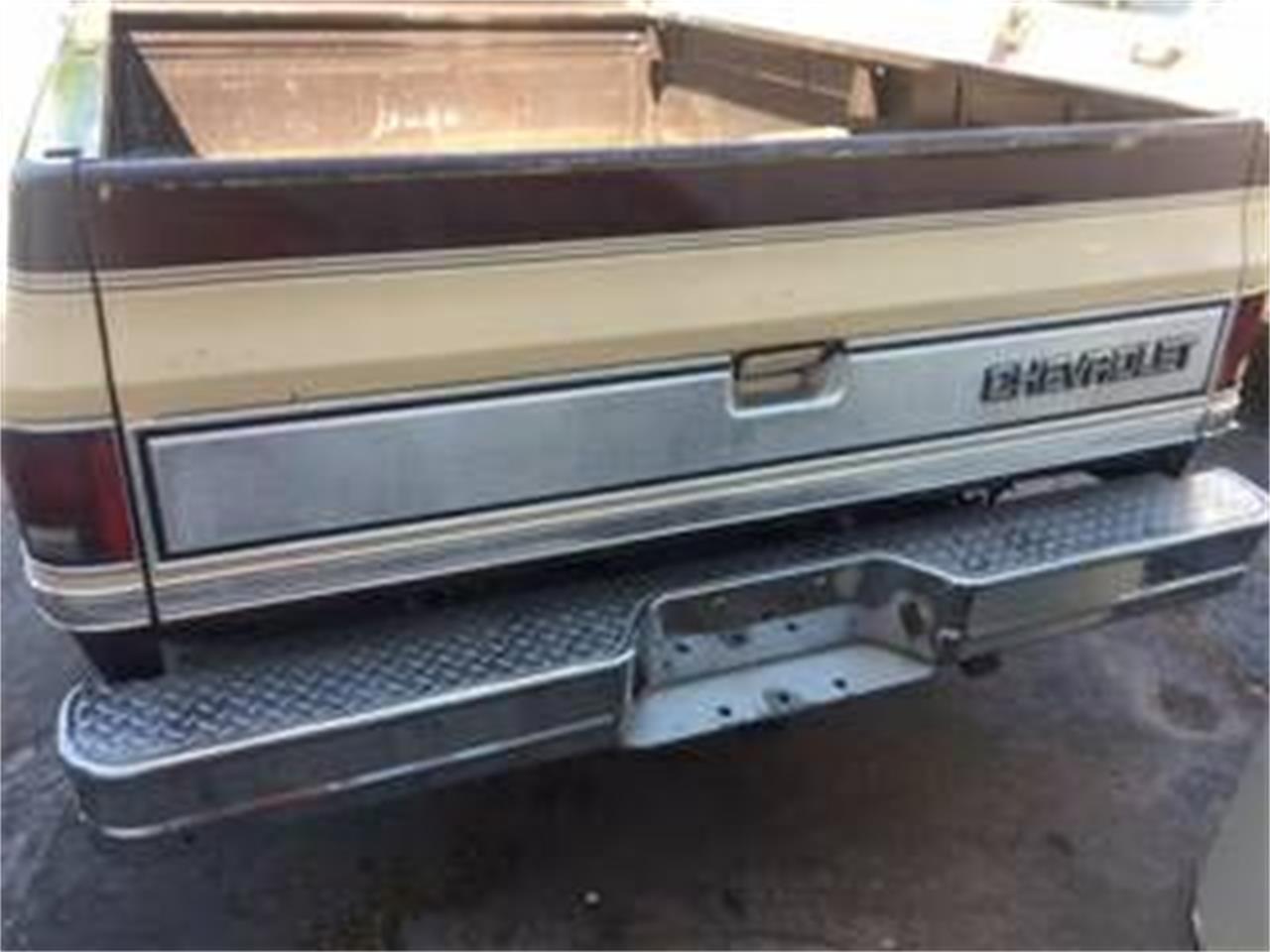 1984 Chevrolet C10 (CC-1126636) for sale in Cadillac, Michigan