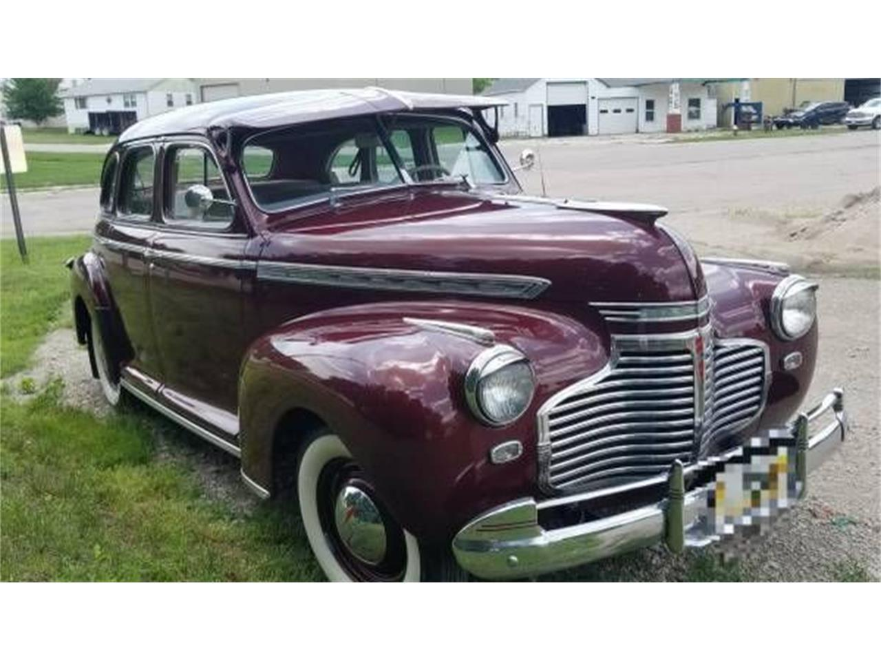 1941 Chevrolet Special Deluxe (CC-1126639) for sale in Cadillac, Michigan