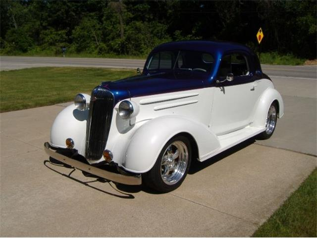 1936 Chevrolet Coupe (CC-1126649) for sale in Cadillac, Michigan