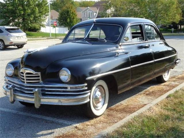 1950 Packard Sedan (CC-1126658) for sale in Cadillac, Michigan
